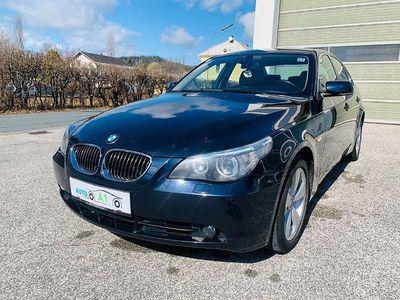 gebraucht BMW 530 5er-Reihe xd Aut. Limousine