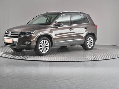 gebraucht VW Tiguan 2.0 TDI DPF 4Motion, Sport & Style