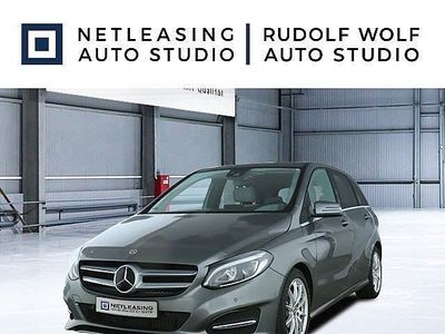 gebraucht Mercedes B250 4M Urban+LEDHi+Distronic+Kam+Memory+6dtemp