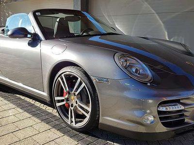 gebraucht Porsche 911 3,8 L Turbo Cabrio Cabrio / Roadster
