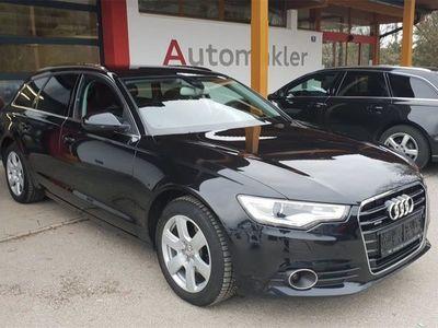 brugt Audi A6 Avant 3,0 TDI quattro Fleet DPF S-tronic Komfortledersitze,Xenon,Navi Kombi / Family Van,