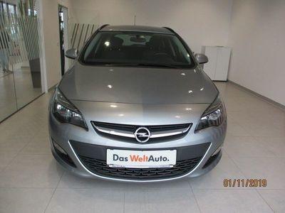 gebraucht Opel Astra GTC 1,4 Turbo Ecotec Edition Start/Stop Flotte