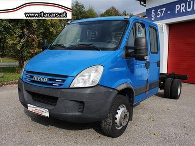 gebraucht Iveco Daily 65C18 Doka Chassis, Netto: € 7.416.-