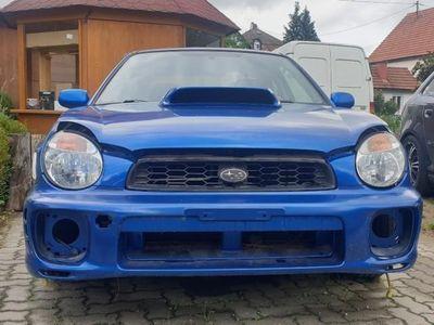 gebraucht Subaru Impreza 2,0 Turbo WRX 4WD