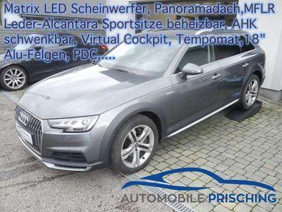 gebraucht Audi A4 Allroad Av. Sport 3.0 TDI Matrix LED,Pano,Navi,VC