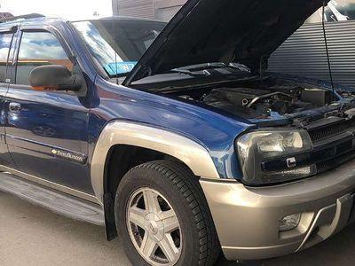 gebraucht Chevrolet TrailBlazer LTZ SUV / Geländewagen