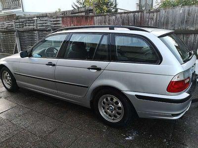 gebraucht BMW 318 3er-Reihe i Touring Kombi / Family Van