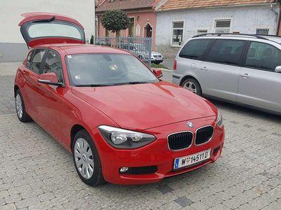 gebraucht BMW 116 1er-Reihe i Aut. Limousine,