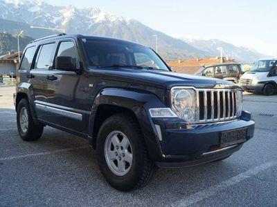 gebraucht Jeep Cherokee 2,8 Limited CRD Aut. / Klima / Diesel / 4x4 ...