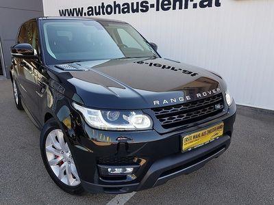 gebraucht Land Rover Range Rover Sport 3,0 SDV6 HSE Dynamic