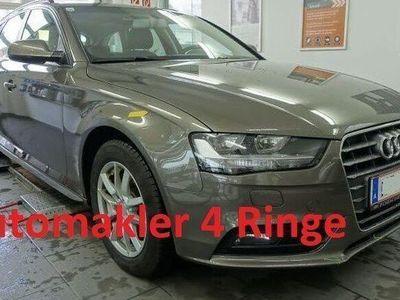 gebraucht Audi A4 Avant 2,0 TDI MMI Navi,Bluetooth,Diebstahlwarnanla