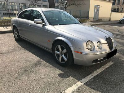 usata Jaguar S-Type 2,7 Diesel Limousine,