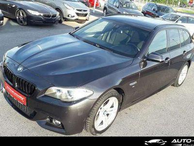 gebraucht BMW 520 5 M-Paket Kombi Allrad Diesel (F11 LCI) xDrive