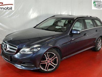 brugt Mercedes E200 CDI T Avantgarde