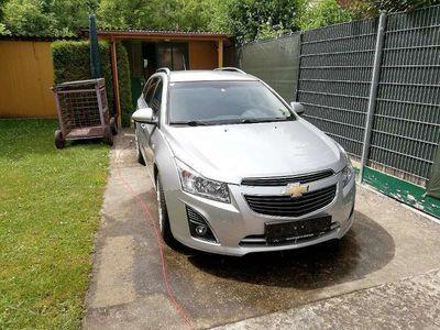 gebraucht Chevrolet Cruze 2,0D LTZ*Automatik*Navi*Leder*AHV Kombi / Family Van