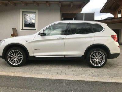 gebraucht BMW X3 xDrive 20d Österreich-Paket Aut.