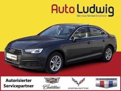 gebraucht Audi A4 2,0 TFSI