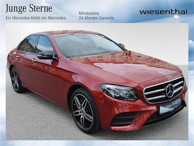 used Mercedes E220 E-Klasse4MATIC Austria Edition Aut. Limousine,