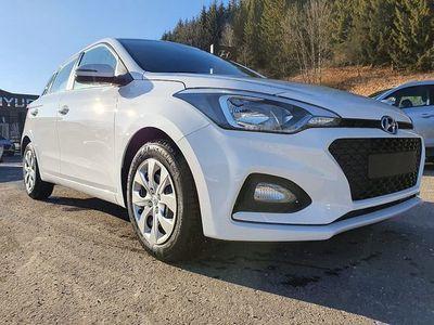 gebraucht Hyundai i20 1,25 Run Level 2