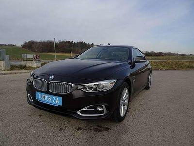gebraucht BMW 428 i xDrive Coupe Österreich-Paket Aut. 1. Besitz