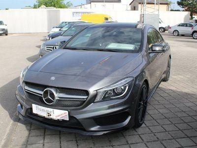 gebraucht Mercedes CLA45 AMG CLA-Klasse4MATIC Aut. Sportwagen / Coupé,