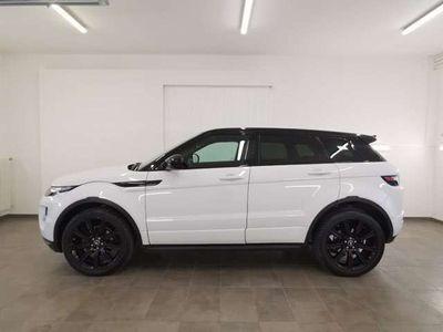 gebraucht Land Rover Range Rover evoque 2,2 SD4.Aut. SUV / Geländewagen