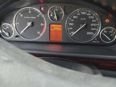 gebraucht Peugeot 407 Premium 1,6 HDI 110 (FAP)