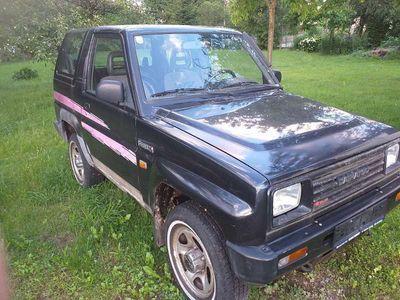 gebraucht Daihatsu Rocky SUV / Geländewagen