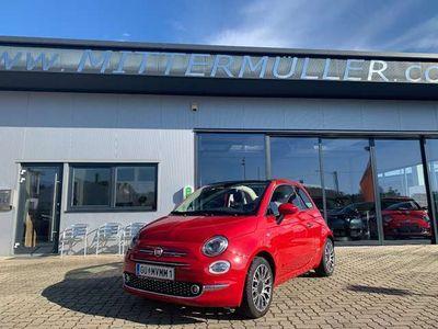 gebraucht Fiat 500C 1,2 69 Lounge NAVI KLIMATRONIC PARKDISTANCE