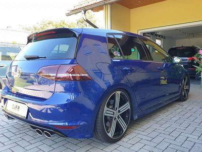 gebraucht VW Golf 7R 2.0 TSI 4 Motion Klein-/ Kompaktwagen,