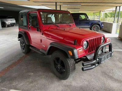 gebraucht Jeep Wrangler 2,5 Sport Hard Top