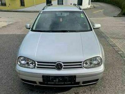 gebraucht VW Golf Variant Rabbit TDI