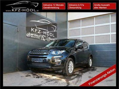 gebraucht Land Rover Discovery Sport 2,2 TD4 4WD S Aut. SUV / Geländewagen