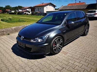 gebraucht VW Golf GTD Klein-/ Kompaktwagen,