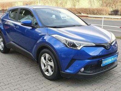 gebraucht Toyota C-HR 1,8 Hybrid C-LUB CVT Actice Sitze ! SUV / Geländewagen