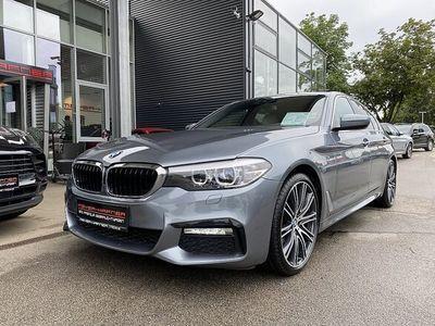 gebraucht BMW 530 5er-Reihe i xDrive M-Paket Aut., Harman Kardon, Navi-P... Limousine
