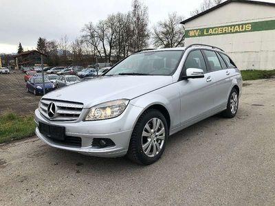 gebraucht Mercedes C200 C-KlasseT Avantgarde CDI Kombi / Family Van
