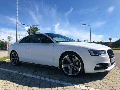 gebraucht Audi A5 A5Coupé 2.0 TDI quattro *S-LINE EXT+INT* Sportwagen / Coupé
