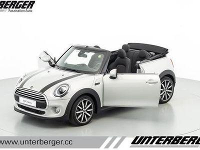 gebraucht Mini Cooper Cabriolet Cabrio Cabrio Aut. / Roadster,