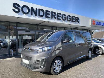 gebraucht Citroën Spacetourer BlueHDI 150 S&S 6-Gang M RipCurl Kombi / Family Van,