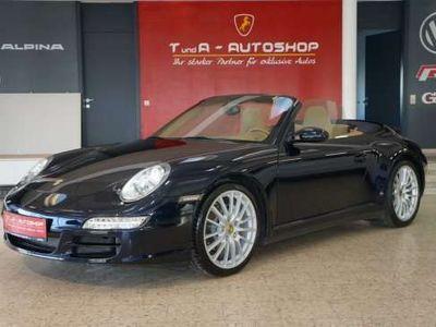 gebraucht Porsche 911 CABRIOLET*TIPTRONIC*SITZHEIZUNG*NAVI*