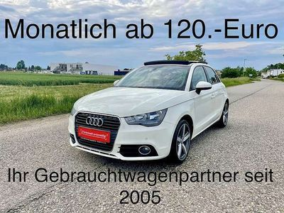 gebraucht Audi A1 Sportback 1,6 TDI Ambition S-tronic ***1. Besitz***