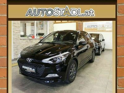 gebraucht Hyundai i20 1,25 Edition 25/Alu-PDC-MFL-GETÖNTE SCHEIBEN- E...