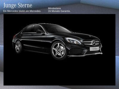 used Mercedes C200 d Avantgarde Aut. *AMG-Line*LED*Navi*u.v.m.*