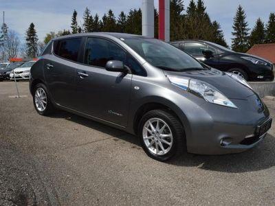 """gebraucht Nissan Leaf (mit Batterie) Acenta 24 kWh """"Winterräder"""""""