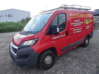 brugt Peugeot Boxer Kastenwagen 3300 L1H1