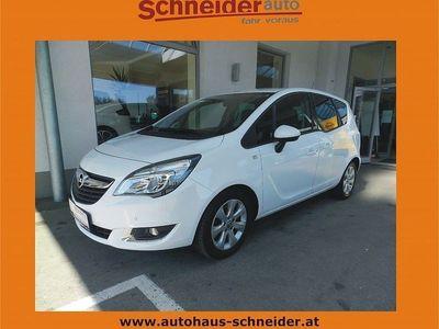 gebraucht Opel Meriva 1,7 CDTI Ecotec Edition Aut.