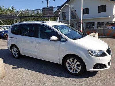 gebraucht Seat Alhambra Style 2,0 TDI CR DPF Sportpaket Xenon Navi