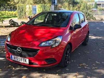 gebraucht Opel Corsa 1,2 Ecotec Black