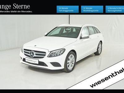 gebraucht Mercedes C180 d T